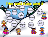 Trick Words Level 2 Winter Games