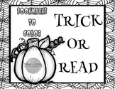 Trick or Read Bookmarks