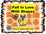 Trick or Teach with Pete - Pumpkin Shapes