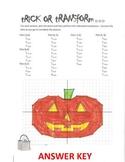 Trick or Transform VALUE PACK
