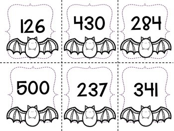 Trick or Treat: 10 Halloween Themed Math Stations