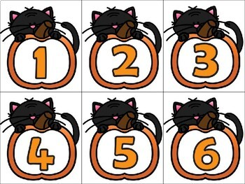 Trick or Treat- A Halloween Math Game