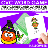 CVC Game:  Halloween