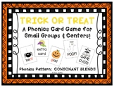 Trick or Treat: A Halloween-Themed Phonics Card Game for C