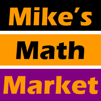 Trick or Treat - A Math-Then-Graph Activity - Finding Vertices