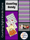 Counting Candy: A Sight Word Game {Mel's Digital Store} - Freebie