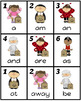 Counting Candy - A Sight Word Game {Freebie}