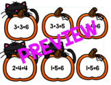 Trick or Treat?! Addition & Subtraction Bundle!