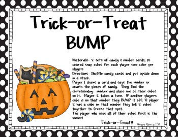 Trick-or-Treat BUMP
