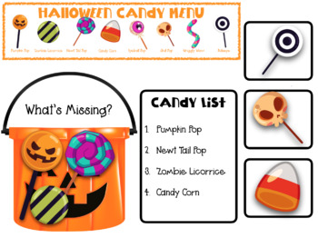 Trick or Treat BUNDLE: Interactive PDFs