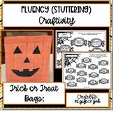 Halloween Stuttering Activity