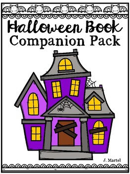 Halloween Book Companion (Read Aloud Activities for Halloween)