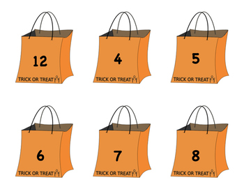 Trick or Treat Counting