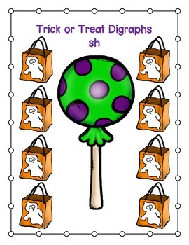 Trick or Treat Digraphs