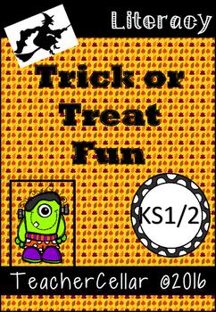 Trick or Treat Fun