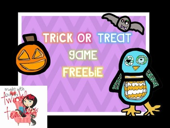 Trick or Treat? Game