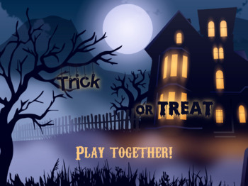 Trick or Treat (Guess the words Halloween ed)