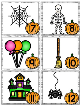Halloween Write the Room- Beginning Sounds