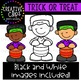 Trick or Treat: Halloween Clipart {Creative Clips Clipart}