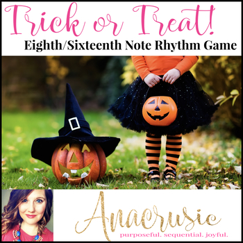 Trick or Treat! Halloween Rhythm Game for Eighth & Two Six