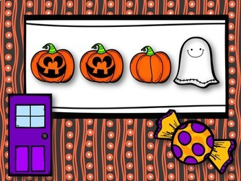 Trick or Treat! Halloween Rhythm Game for Sixteenth Notes