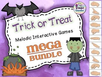 Trick or Treat MEGA Bundle