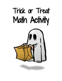 Trick or Treat Math Activity