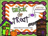 Trick or Treat: Multi-Digit Multiplication