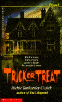 Trick or Treat - Mystery Book Project With Rubric