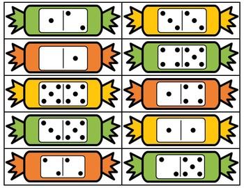 Trick or Treat Number Sense