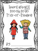 Trick-or-Treat Opinion Writing Prompt with Mentor Texts