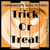 Trick or Treat PEC card