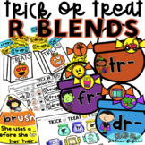 Trick or Treat:  R Blends > Halloween Themed Activities