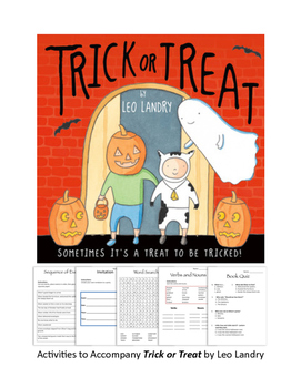 Trick or Treat Resources