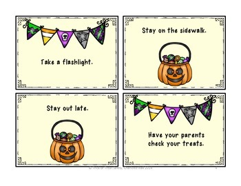 Trick-or-Treat Safely