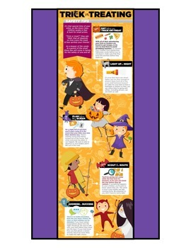 Trick or Treat Safety Tips Freebie