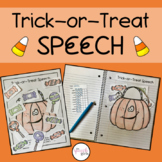 Trick-or-Treat Speech
