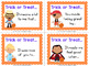 Trick or Treat! Tell Me Something Sweet (Compliment Notes