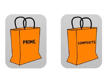 Prime/Composite & Odd/Even Sorts