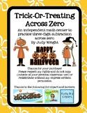 Trick or Treat: Three-Digit Subtraction Across Zero