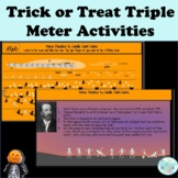 Trick or Treat Triple Meter Music Listening Activities