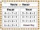 Trick or Treat: True/False Addition Equations