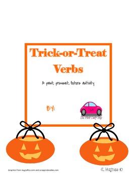 Trick or Treat Verbs