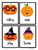 Trick or Treat Verbs