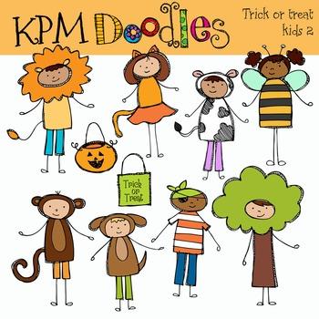 Trick or Treat kids 2