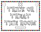 Trick or Treat the Room Multiplication