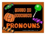 Trick-or-Treating Pronouns