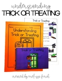 Trick or Treating- Social Narrative for Students with Special Needs