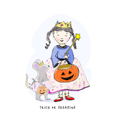 Trick or Treating  (narrated musical story for creative movement)