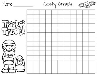 Tricker Treating Graph
